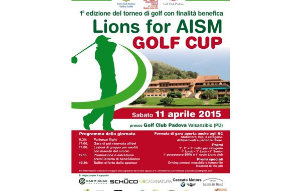 Golf CUP 1° ed.