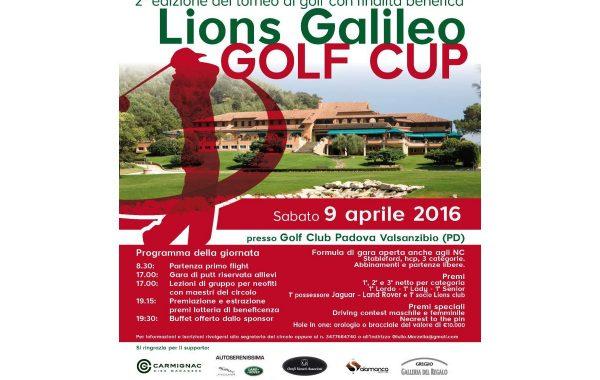 Golf CUP 2° ed.