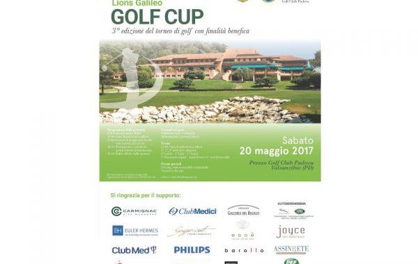 Golf CUP 3° ed.