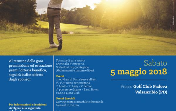 Golf CUP 4° ed.