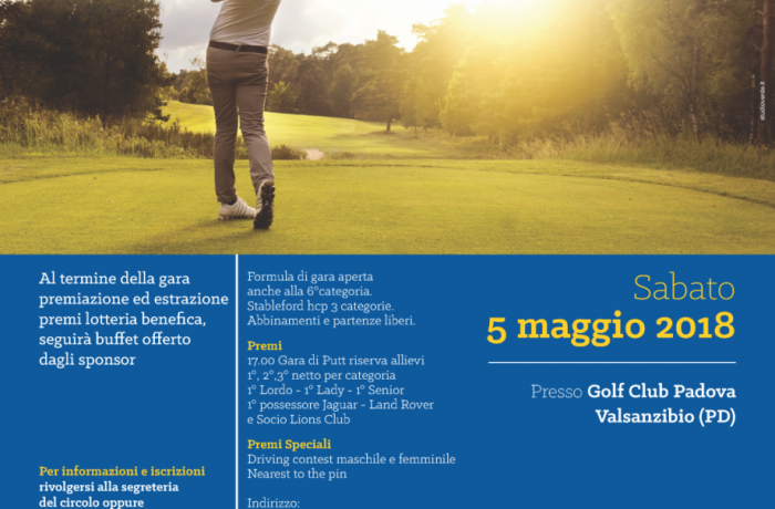 Golf CUP 4° ed.