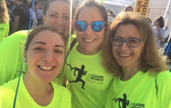 Il Galileo con Un Cuore Un Mondo Padova Onlus alla Padova Marathon